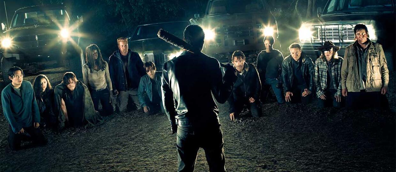 """Brutalność w """"The Walking Dead"""" jest hołdem dla fanów komiksów"""