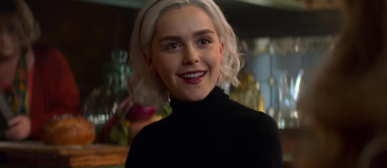 Chilling Adventures of Sabrina sezon 2
