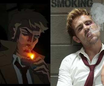 """""""Constantine"""" postraszy jako serial animowany"""