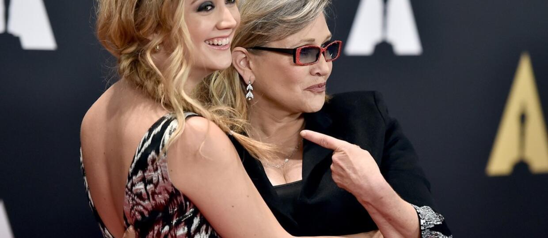 """Córka Carrie Fisher zagra w 7. sezonie """"American Horror Story"""""""
