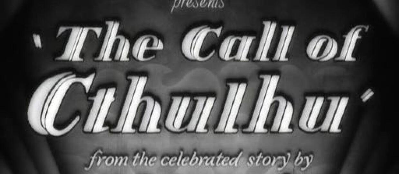 Cthulhu przebudzi się na małym ekranie
