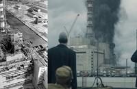 "Foto: AFP/EAST NEWS; kadr z serialu ""Czarnobyl"""