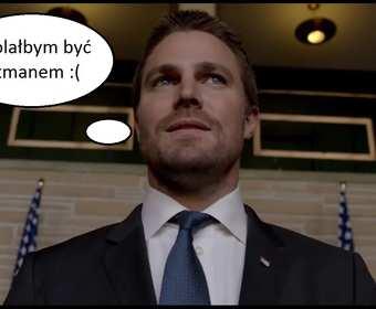 """Czy Batman pojawi się w serialu """"Arrow""""?"""