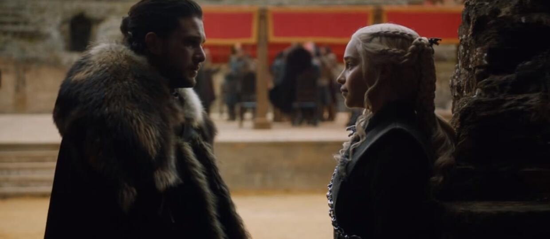 """Czy Jon Snow i Daenerys zwrócą się przeciw sobie w finałowym sezonie """"Gry o tron""""?"""