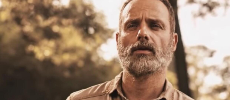 """Czy ostatni odcinek """"The Walking Dead"""" zasugerował w jaki sposób zginie Rick Grimes?"""