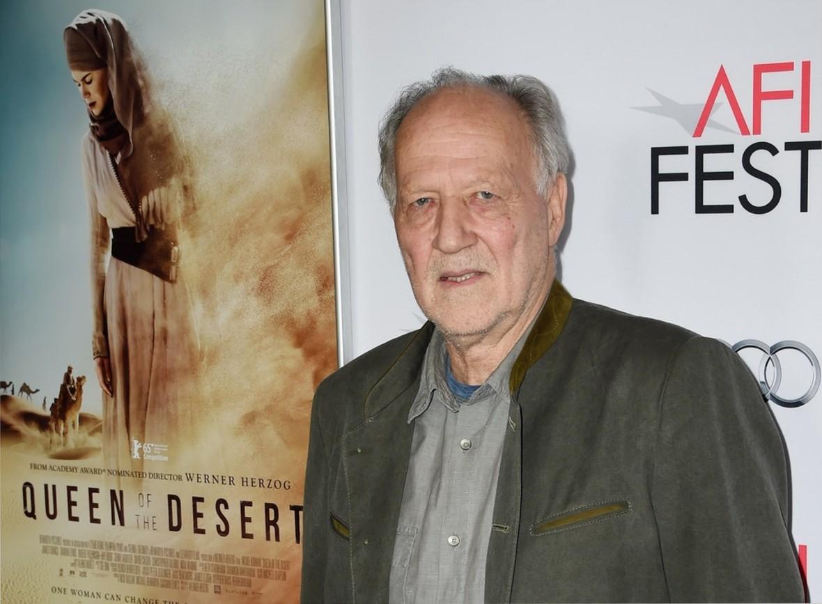 """Czy Werner Herzog wystąpi w aktorskim serialu """"Star Wars""""?"""