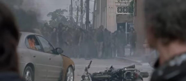 """Daryl gotowy do zabijania swoich wrogów we fragmencie 8. sezonu """"The Walking Dead"""""""