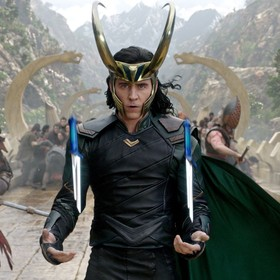 Loki Tom Hiddleston serial