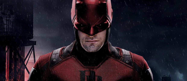 Charlie Cox jako Daredevil