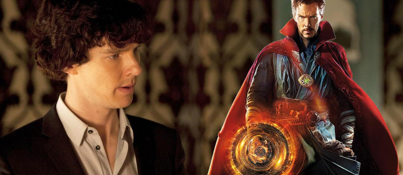 """""""Doktor Strange"""" zabił """"Sherlocka""""?"""