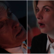Dr Who - Peter Capaldi, Jodie Whittaker