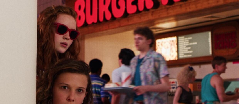 """Foto: kadr z serialu """"Stranger Things"""""""