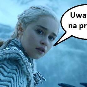 """Emilia Clarke o przeciekach z 8. sezonu """"Gry o tron"""""""