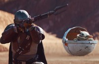 "Foto: kadr z serialu ""The Mandalorian""/ Disney Plus"