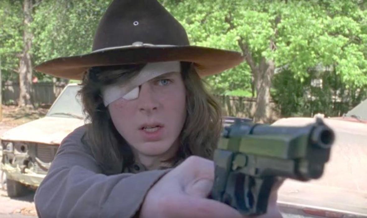 """Fani """"The Walking Dead"""" stworzyli teorię spiskową na temat jednej z postaci"""