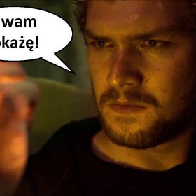 Finn Jones jako Iron Fist