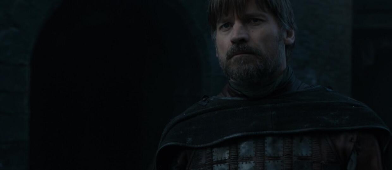 """Jaime Lannister, foto: kadr z 4. odcinka 8. sezonu """"Gry o tron"""""""