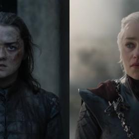 """Foto: kadr ze zwiastuna 6. odcinka, kadr z 5. odcinka """"Gry o tron"""""""