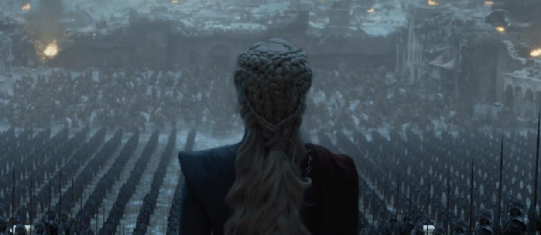 """Foto: kadr z 6. odcinka 8. sezonu """"Gry o tron"""""""