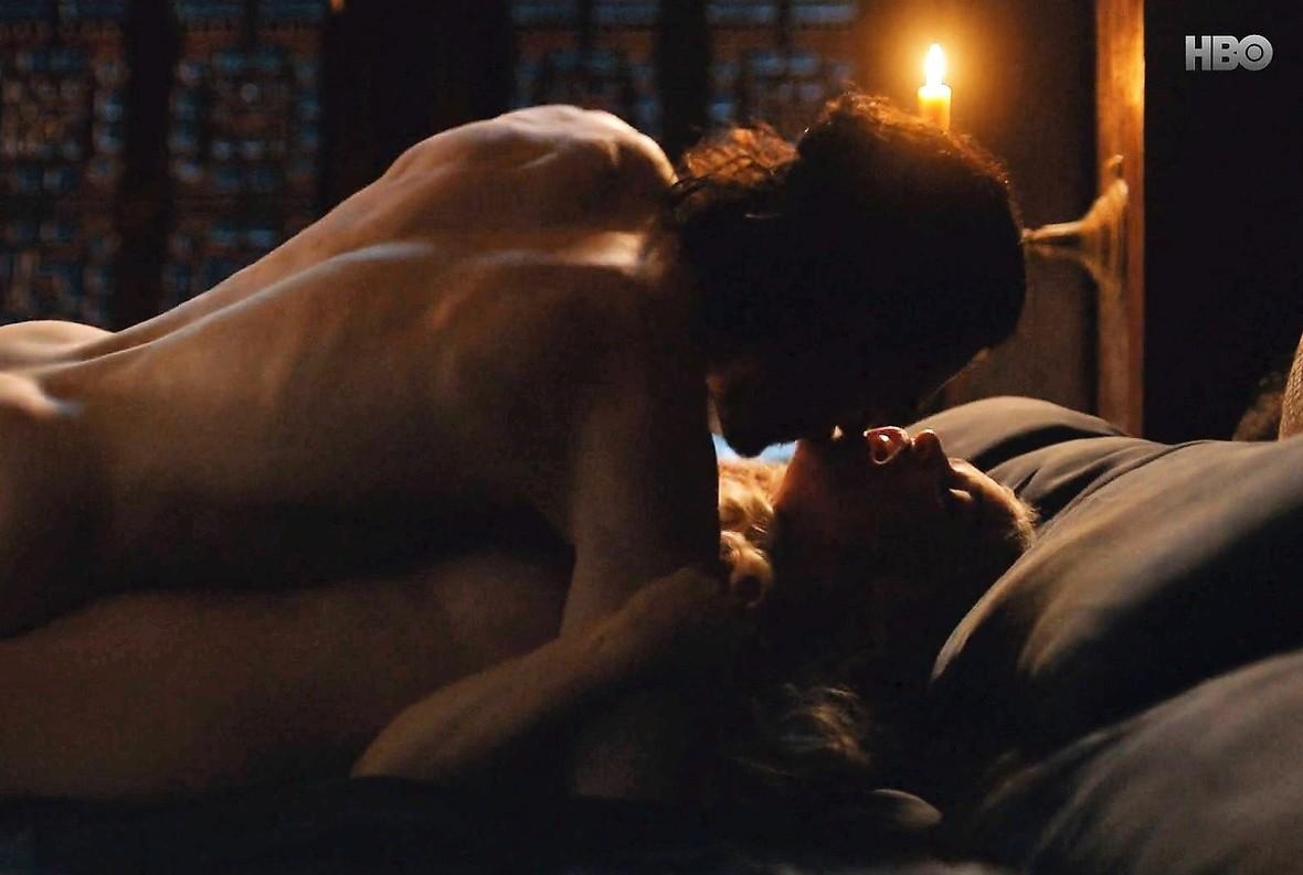 Sceny seksu gra o tron