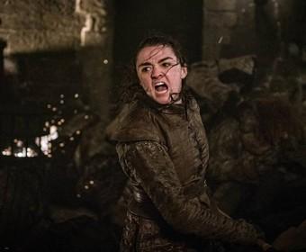 Arya Stark, foto: materiały prasowe