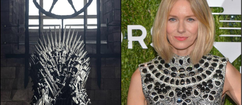 Naomi Watts Gra o tron