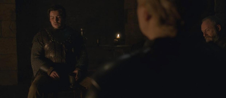 """Foto: kadr z 2. odcinka 8. sezonu """"Gry o tron"""""""