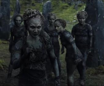 Dzieci Lasu, foto: kadr z serialu