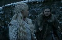 """Foto: kadr z 1. odcinka 8. sezonu """"Gry o tron"""""""