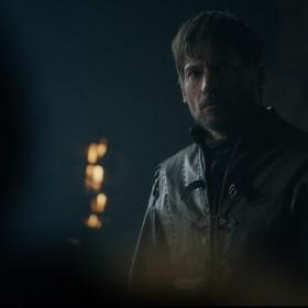 """""""Gra o tron"""" S08E02, foto: kadr z odcinka"""