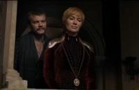 """Cersei Lannister i Euron Greyjoy, foto: kadr ze zwiastuna do 4. odcinka 8. sezonu """"Gry o tron"""""""