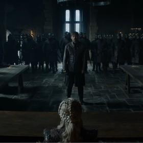 """Foto: Kadr ze zwiastuna 2. odcinka 8. sezonu """"Gry o tron"""""""