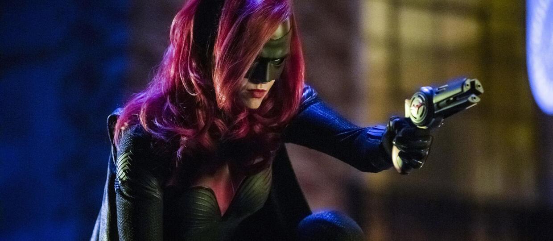 kadr z serialu Batwoman