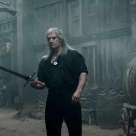 "Foto: kadr z teasera serialu ""Wiedźmin""/ Netflix"