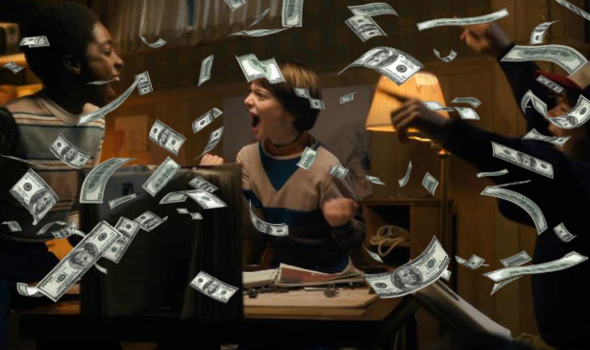 """Ile zarabiają aktorzy ze """"Stranger Things""""?"""
