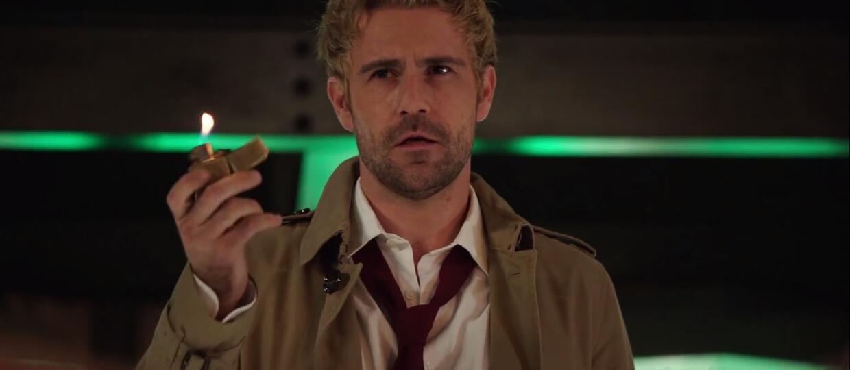 """Jak fani ratują serial """"Constantine""""?"""
