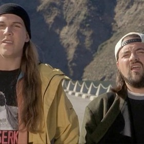 Jay (Jason Mewes) i Cichy Bob (Kevin Smith)