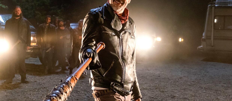 """Jeffrey Dean Morgan chce odcinka """"The Walking Dead"""" poświęconego Neganowi"""