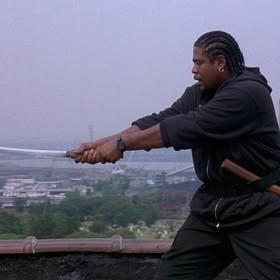 kadr z filmu Ghost Dog: Droga samuraja