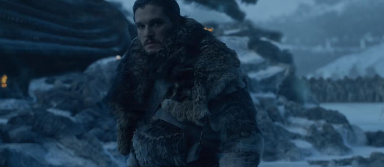 """Jon Snow wie wszystko o 8. sezonie """"Gry o tron"""""""