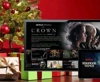 Dostęp do ulubionych seriali zamiast skarpetek pod choinkę? Netflix wychodzi naprzeciw swoim klientom!