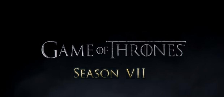 """Kiedy premiera 7. sezonu """"Gry o tron""""?"""
