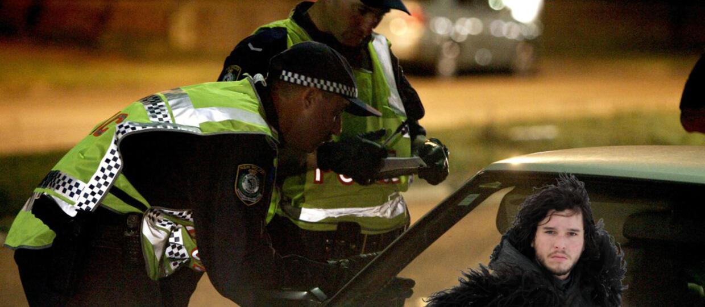 Kit Harington wyjawił los Jona Snowa policjantowi