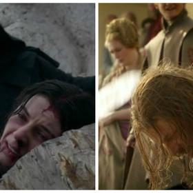 Aleksandra Grzelak i Sean Bean w serialach Korona królów i Gra o tron