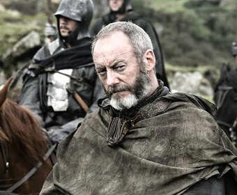 """Liam Cunningham początkowo nie miał grać Davosa w """"Grze o tron"""""""