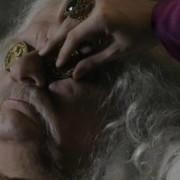 """Łokietek z """"Korony królów"""" o scenach umierania: """"Musiałem oddać to artystycznie"""""""