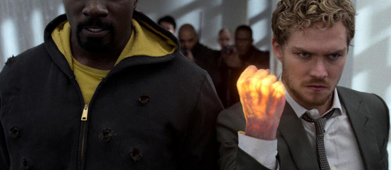 Luke Cage i Iron Fist