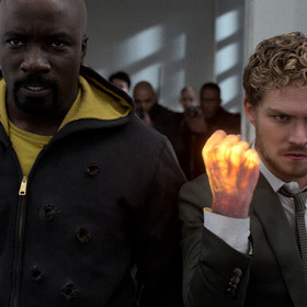 Luke Cage i Iron Fist