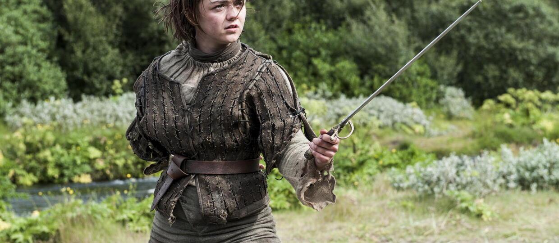 """Maisie Williams o zakończeniu """"Gry o tron"""""""