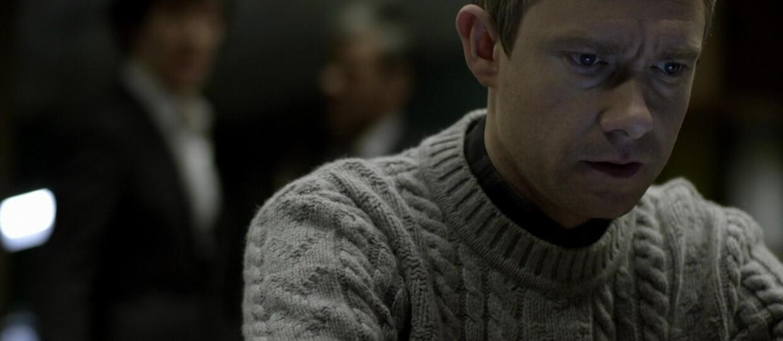 """Martin Freeman opowiedział o 5. sezonie serialu """"Sherlock"""""""